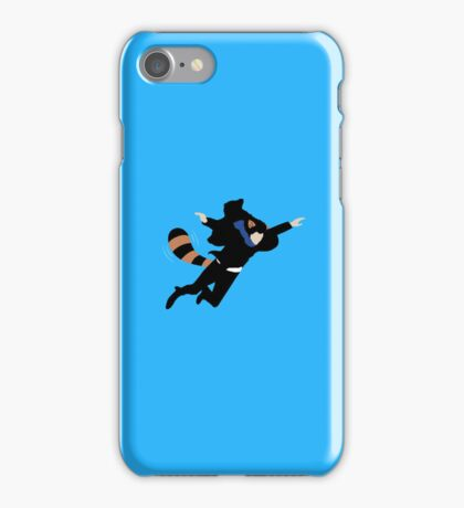 The Reichenbach Raccoon iPhone Case/Skin