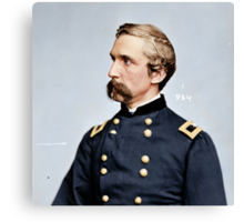 General Joshua Lawrence Chamberlain Canvas Print