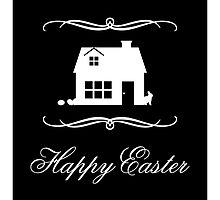 happy easter card by maydaze