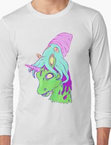 Unicorn & Squid  Long Sleeve T-Shirt
