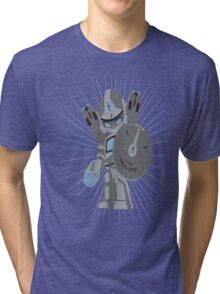 Autobot 'E' Tri-blend T-Shirt