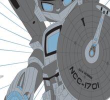 Autobot 'E' Sticker