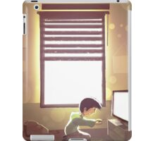Uncle you want to play a game? iPad Case/Skin