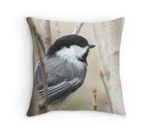 Bird - British Columbia Canada Throw Pillow
