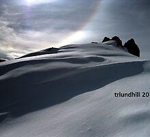 Magic Sun in Triund Hill by NickJosh