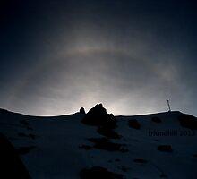 Magic Sun Rise in Triund Hill by NickJosh