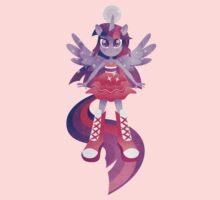 Magical girl Twilight Sparkle Kids Clothes