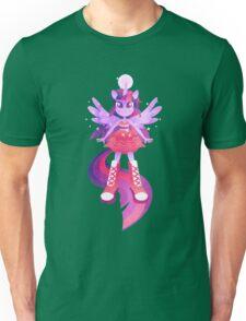 Magical girl Twilight Sparkle Unisex T-Shirt