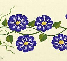 Flowers by SophiaDeLuna