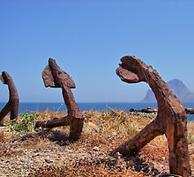"Ships Anchors by Antonello Incagnone ""incant"""