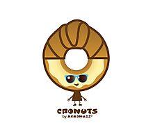Cronuts - Fun Croissant + Doughnut Hybrids Photographic Print