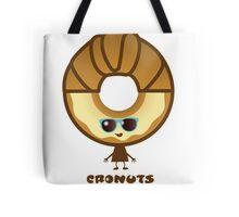 Cronuts - Fun Croissant + Doughnut Hybrids Tote Bag