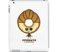 Cronuts - Fun Croissant + Doughnut Hybrids iPad Case/Skin