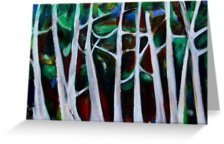 Dark Forest by Reynaldo