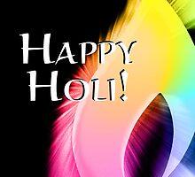 happy holi by maydaze