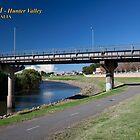 Belmore Bridge & Maitland Riverwalk by SNPenfold