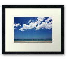 Fuerteventura Costa Calma Beach Framed Print