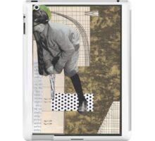 entertainment keyhole iPad Case/Skin