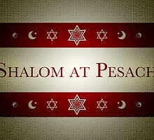 shalom at pesach by maydaze