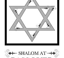 shalom at passover by maydaze