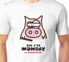 It's Monday... Kino's Moody Face Unisex T-Shirt