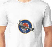 Spitfire and Roundel Unisex T-Shirt