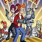Futurama by Calco