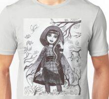 Iconic Cerise Hood Unisex T-Shirt