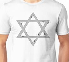 star of david Unisex T-Shirt