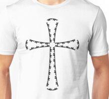 elegant cross Unisex T-Shirt