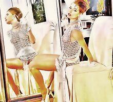 Elegant Dame by Redlight-Art