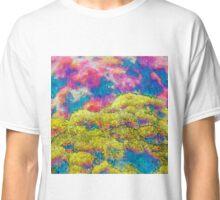 Marigolds in Impressionist Oils Classic T-Shirt