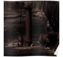 Dark Waters Flow II Poster