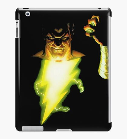 Teth Adam iPad Case/Skin