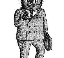 Cat - Boy by HanaStupica