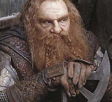 Gimli (iPad/iPhone/iPod) by aforceofnature