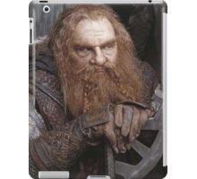 Gimli (iPad/iPhone/iPod) iPad Case/Skin