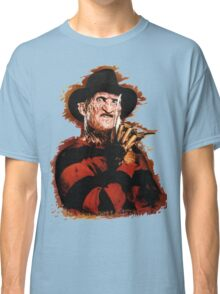 Freddy Krueger Potrait Classic T-Shirt