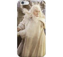 Gandalf the White (iPad/iPhone/iPod) iPhone Case/Skin