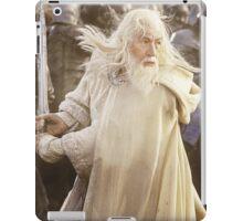 Gandalf the White (iPad/iPhone/iPod) iPad Case/Skin