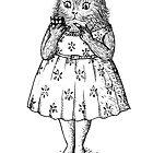 Cat - Girl by HanaStupica