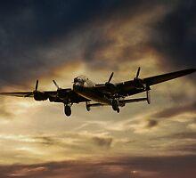 Lancaster Spirit  by J Biggadike