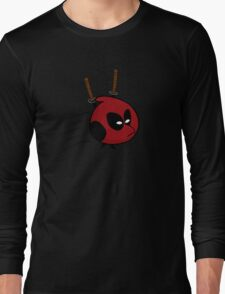 Angrypool Long Sleeve T-Shirt