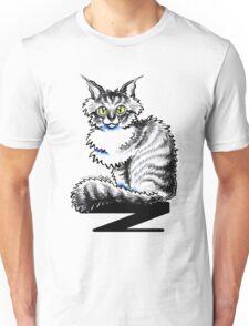 Maine Coon Tabby  Unisex T-Shirt