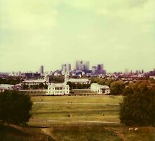 Greenwich Park by Francesca Wilkins