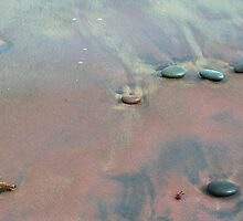 Sand en klip – Swakopmund by Rina Greeff