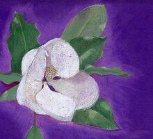 Magnolia by Kristi Nobers