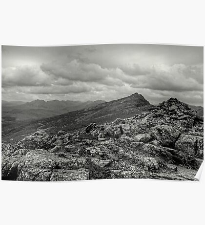 The Lakeland Fells Poster