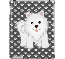 Cute Little Samoyed Puppy Dog iPad Case/Skin