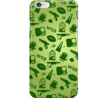 Warehouse 13 Case (Green) iPhone Case/Skin